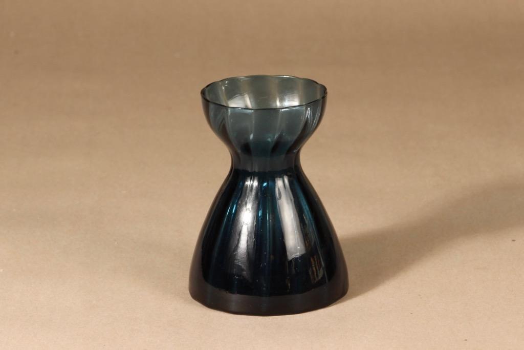 Kumela Hyasintti maljakko, siniharmaa, suunnittelija , pieni