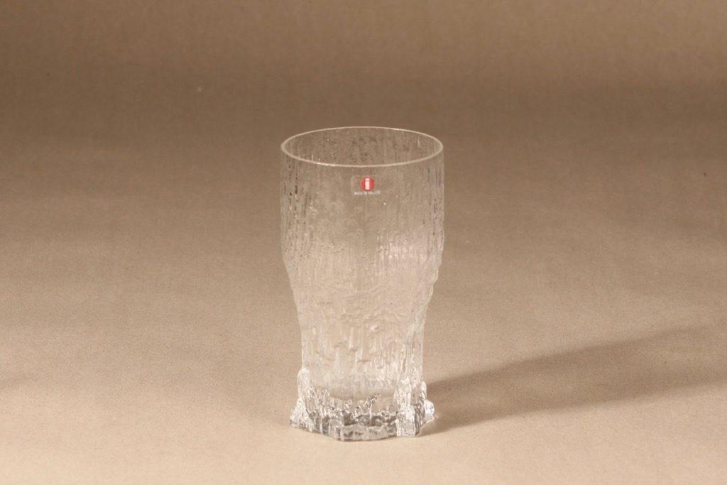 Iittala Aslak beer glass, 35 cl, designer Tapio Wirkkala