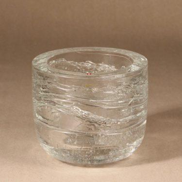 Iittala Arkipelago vase, signed, Timo Sarpaneva