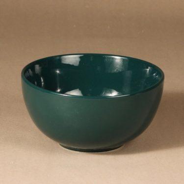Arabia Teema kulho, vihreä, suunnittelija Kaj Franck,