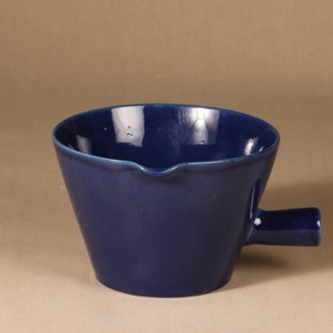 Arabia Kilta bowl, with spout, designer Kaj Franck