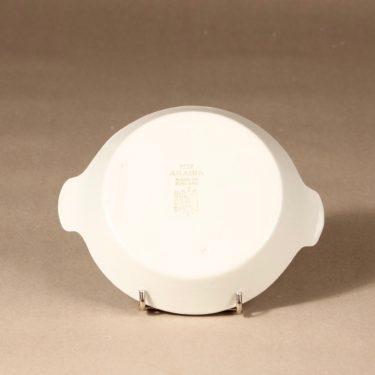 Arabia Kilta vati, valkoinen, suunnittelija Kaj Franck,  kuva 2