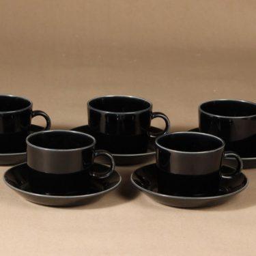 Arabia Teema coffee cup, 5 pcs, Kaj Franck