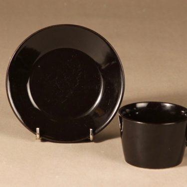 Arabia Kilta teekuppi, 5 kpl, 5 kpl, suunnittelija Kaj Franck, 5 kpl kuva 3