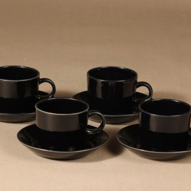 Arabia Kilta coffee cup, 4 pcs, Kaj Franck