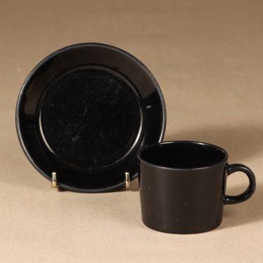 Arabia Kilta kahvikuppi, 4 kpl, 4 kpl, suunnittelija Kaj Franck, 4 kpl kuva 3