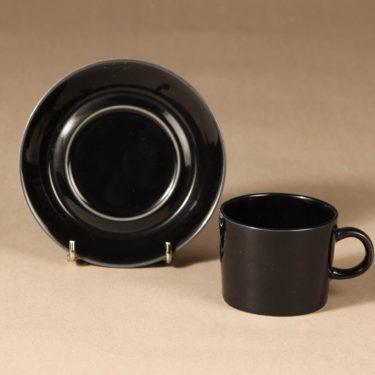 Arabia Teema kahvikuppi, 6 kpl, 6 kpl, suunnittelija Kaj Franck, 6 kpl kuva 3