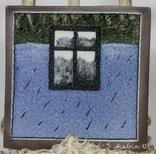 Ikkuna metsässä