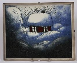 Talvinen talo
