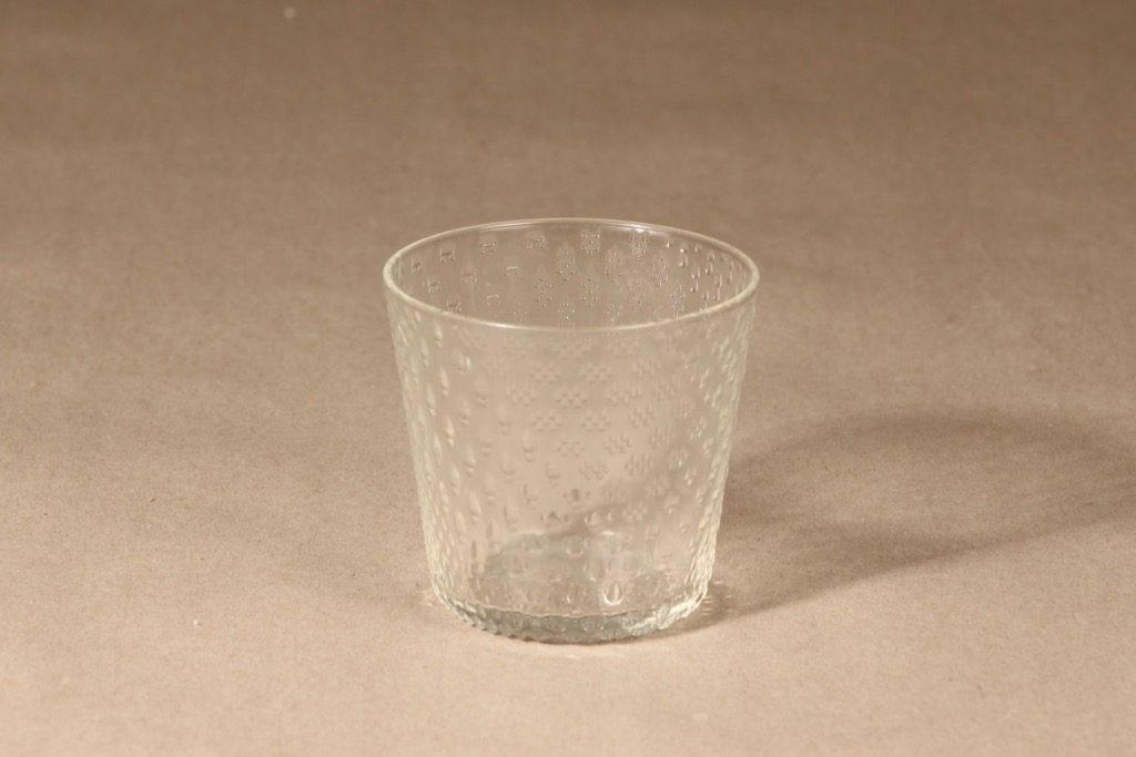 Nuutajärvi Tundra old-fashioned glass, 18 cl, Oiva Toikka