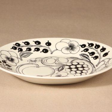 Arabia Paratiisi plate, oval, designer Birger Kaipiainen, silk screening