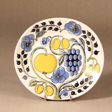Arabia Paratiisi oval plate, Birger Kaipiainen, 2