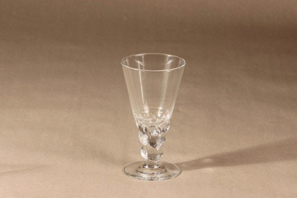 Nuutajärvi Mukura / Paratiisi glass, 18 cl, Oiva Toikka