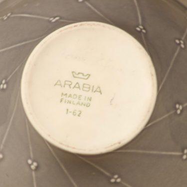Arabia Siena kulho, pieni, suunnittelija Aune Siimes, pieni kuva 2