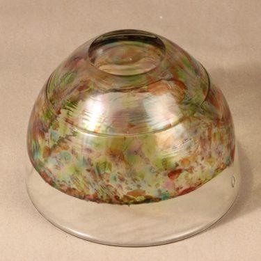 Nuutajärvi Atolli vase, multicolored, designer Oiva Toikka, 4
