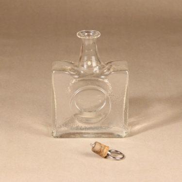 Iittala carafe, clear, deasigner Tapio Wirkkala, small, 2