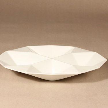 Arabia KF 2 lokerovati, valkoinen, suunnittelija Kaj Franck,