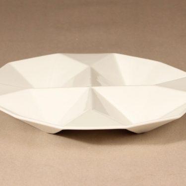 Arabia KF 2 lokerovati, valkoinen, suunnittelija Kaj Franck,  kuva 2