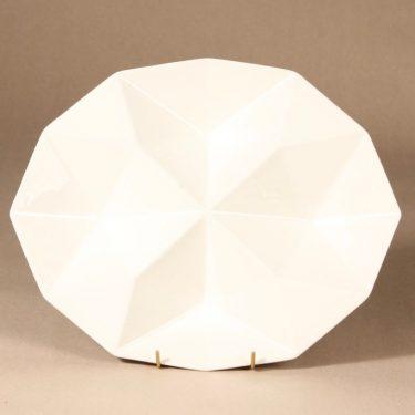 Arabia KF 2 lokerovati, valkoinen, suunnittelija Kaj Franck,  kuva 3
