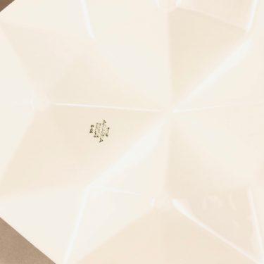 Arabia KF 2 lokerovati, valkoinen, suunnittelija Kaj Franck,  kuva 4