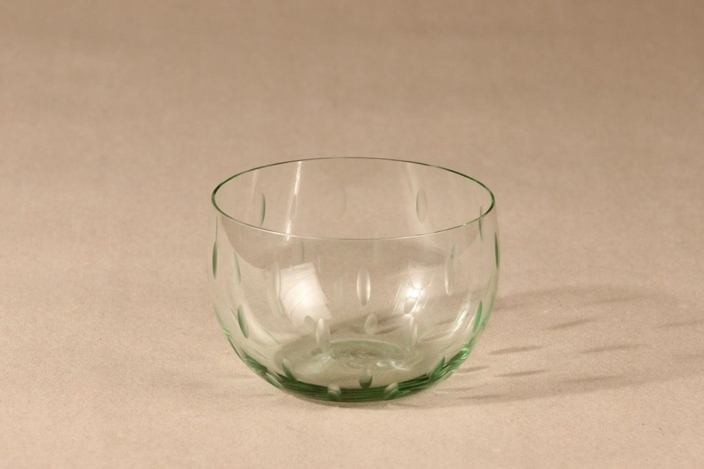 Nuutajärvi bowl, polished, designer Kaj Franck