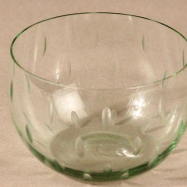 Nuutajärvi bowl, polished, designer Kaj Franck, 2