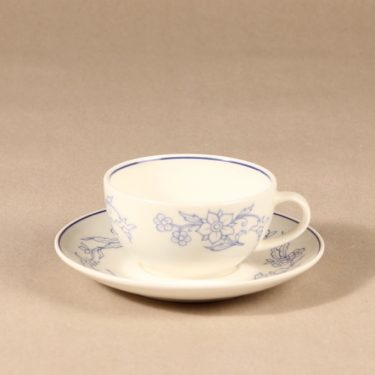 Arabia Sininen keittiö kahvikuppi, suunnittelija ,