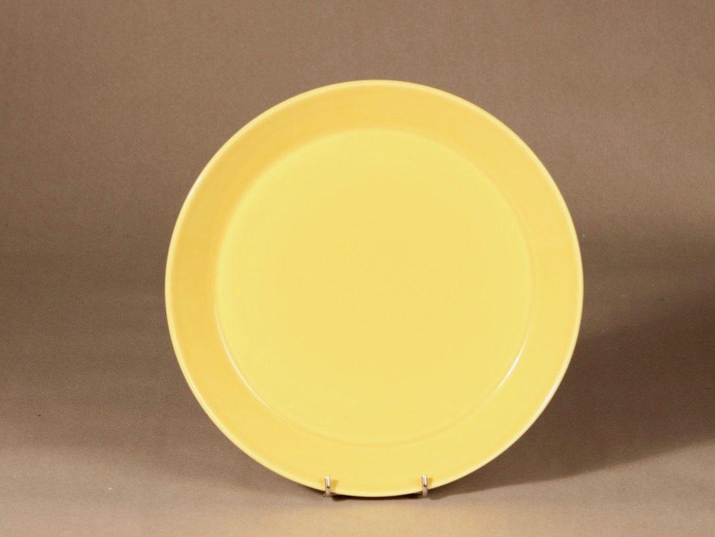 Arabia Teema shallow plate, Kaj Franck