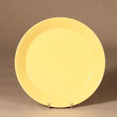 Arabia Teema lautanen, matala, suunnittelija Kaj Franck, matala kuva 2