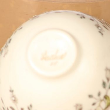 Arabia Fennica kulho, käsinmaalattu|signeerattu, suunnittelija Esteri Tomula, käsinmaalattu, signeerattu, signeerattu, käsinmaalattu kuva 2