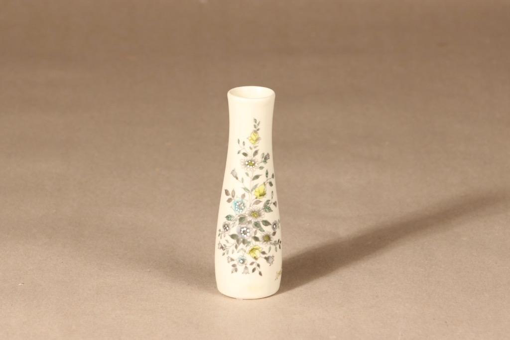 Arabia Fennica vase, hand-painted, signed design Esteri Tomula