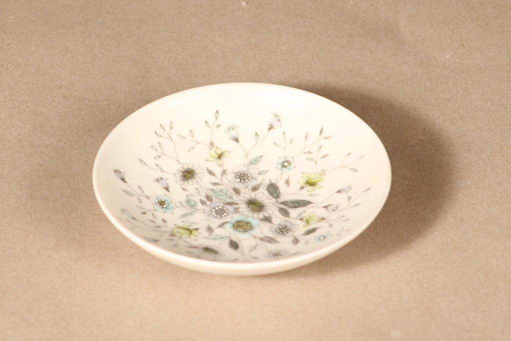 Arabia Fennica bowl, hand-painted, signed design Esteri Tomula