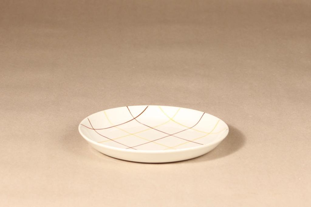 Arabia Verkko plate design Raija Uosikkinen