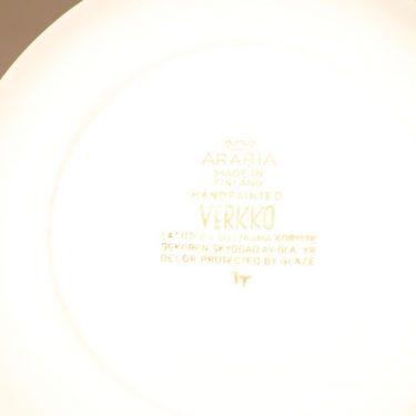 Arabia Verkko plate design Raija Uosikkinen photo 3