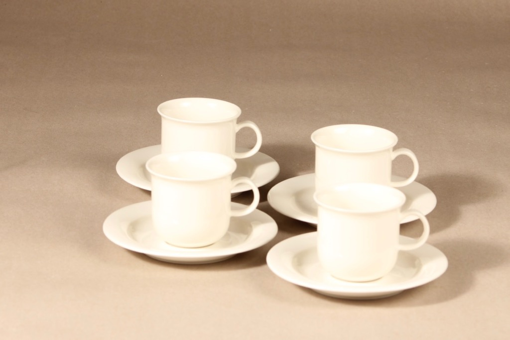 Arabia Arctica coffee cup, 4 pcs, design Inkeri Leivo,