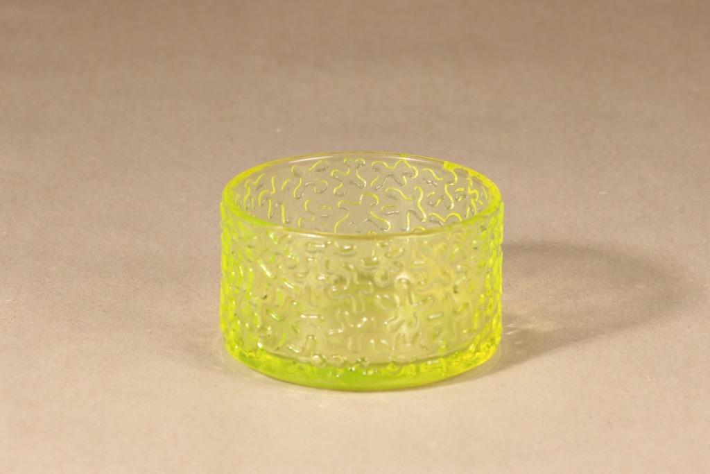 Riihimäen lasi Jesperi dessert bowl design Erkkitapio Siiroinen,