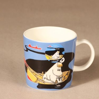 Arabia Moomin mug Our Coast design Tove Slotte