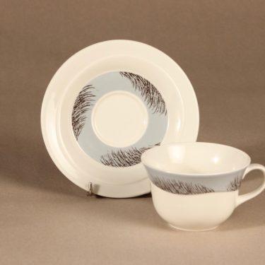 Arabia Merituuli teekuppi, suunnittelija Heljä Liukko-Sundström, serikuva kuva 2