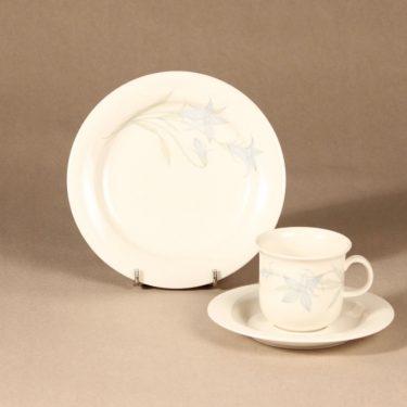Arabia Sinikello coffee cup 3 pcs design Esteri Tomula