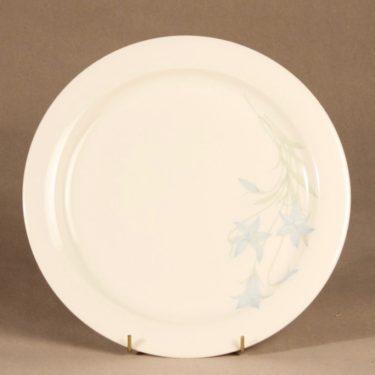 Arabia Sinikello shallow plate, Esteri Tomula