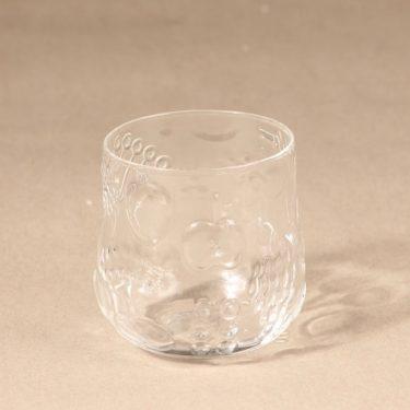 Nuutajärvi Frutta lasi, 20 cl, suunnittelija Oiva Toikka, 20 cl