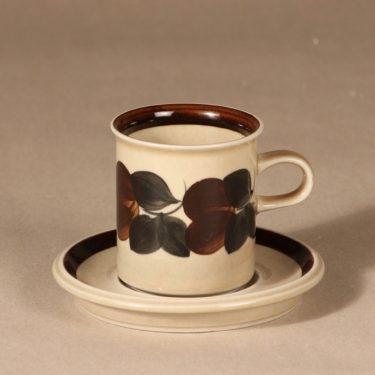 Arabia Ruija kahvikuppi design Raija Uosikkinen