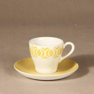 Arabia EC kahvikuppi, puhalluskoriste