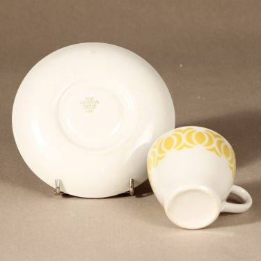 Arabia EC kahvikuppi, puhalluskoriste 3