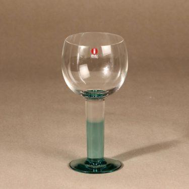 Iittala Mondo stark wine glass, 20 cl designer Kerttu Nurminen