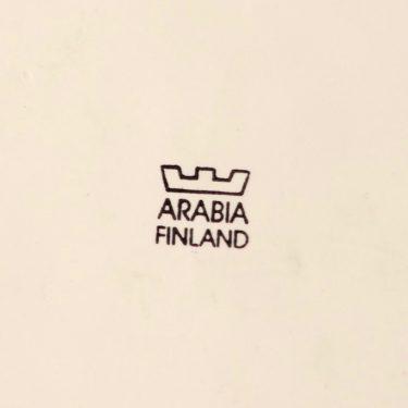 Arabia seinätaulu, Elämän ilo, suunnittelija Heljä Liukko-Sundström, Elämän ilo, signeerattu, suuri, serikuva kuva 2