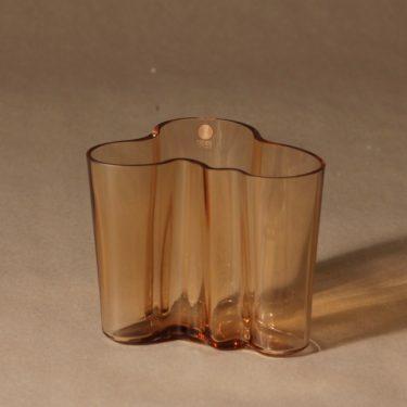 Iittala Aalto vase rio brown designer Alvar Aalto 3