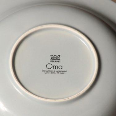 Arabia Oma soup plate designer Harri Koskinen 2