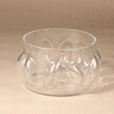 Iittala bowl, signed designer Timo Sarpaneva
