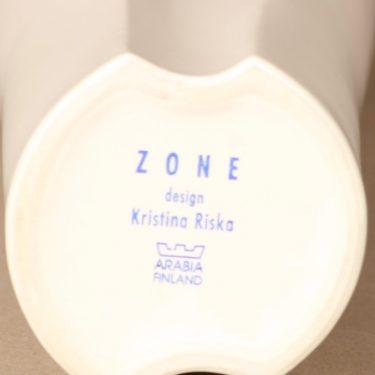 Arabia Zone vase, white designer Kristina Riska 4